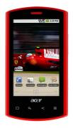 Acer Ferrari Mini Liquid Smartphone
