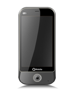 QMobile E950 Wifi Touch Price in Pakistan