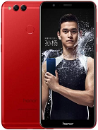 Huawei Honor 7X Red
