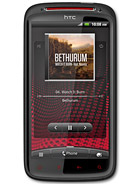 HTC mobile Sensation XE
