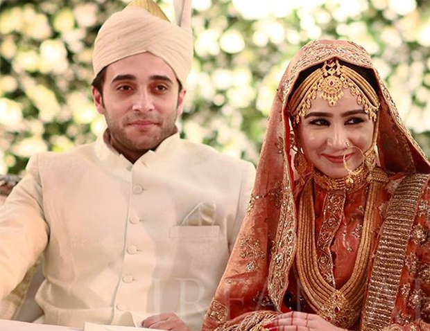 A Grand Wedding For The Business Ty Malik Riaz S Granddaughter