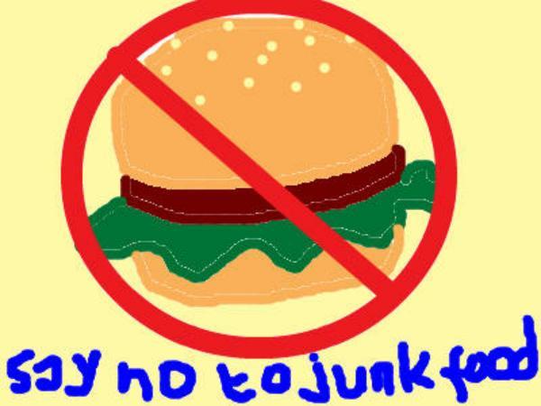 Say 'NO' to Junk food - Health Articles : Hamariweb com