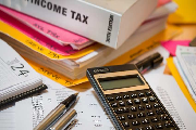 How to calculate taxes on income?