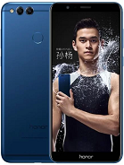 Huawei Honor 7X Blue And Black