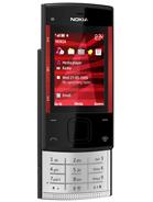 Nokia X3 Picture