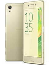 Sony Xperia X Picture