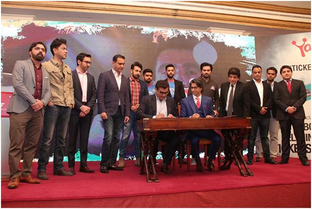Yayvo com & Karachi Kings Merchandise Partnership for PSL 3
