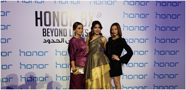 Honor 8X Launched Among Glitz & Glamour in Dubai - Featured Article