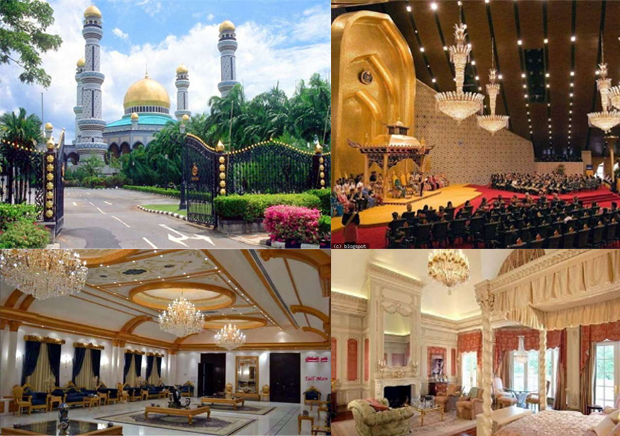 Facts about Sultan of Brunei - Featured Article