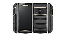 Vertu Signature Touch Smart phones makes history