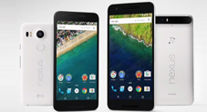 Google Announced Huawei Nexus 6P and LG Nexus 5X