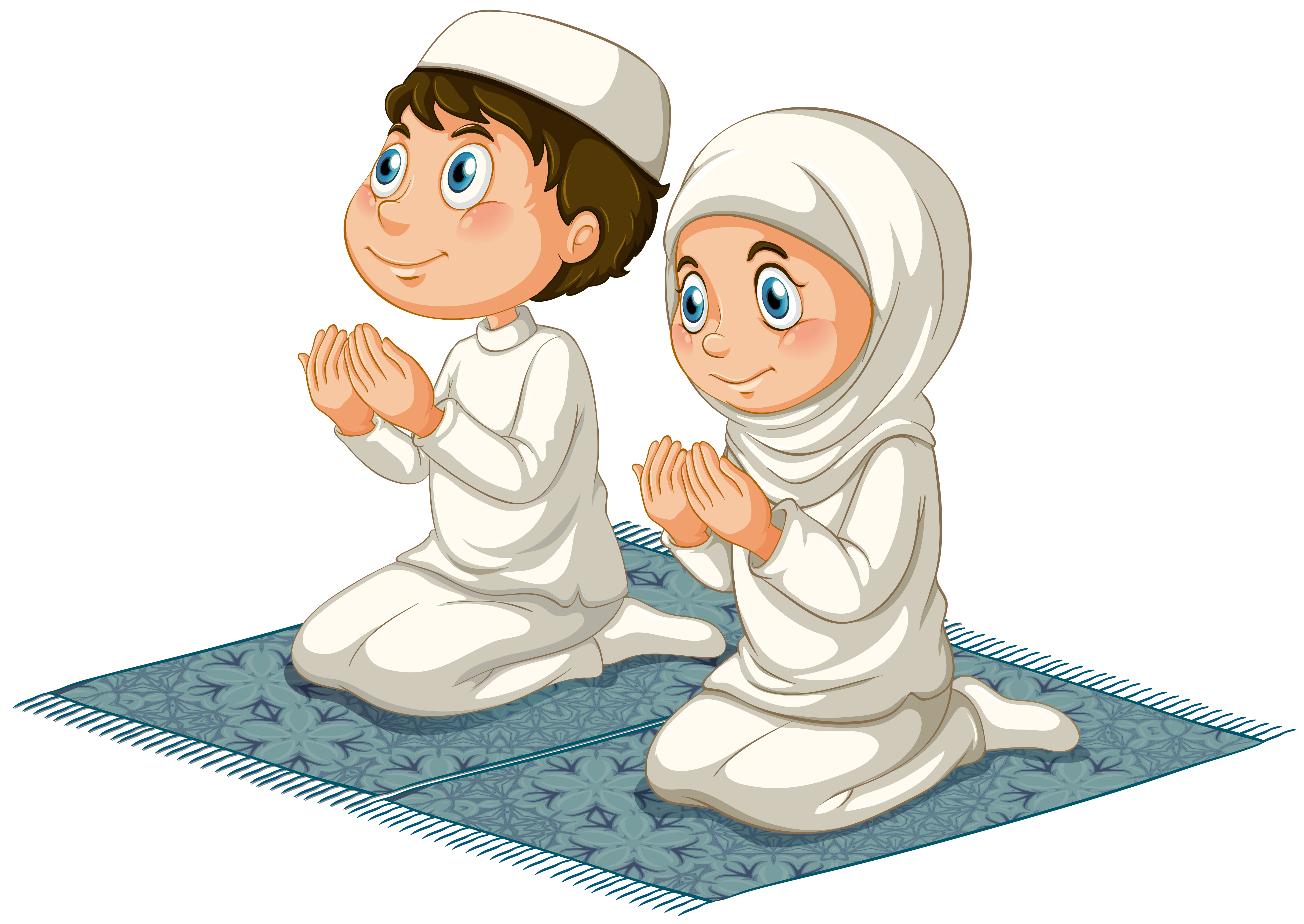 What are the Names of Five Prayers in Islam?