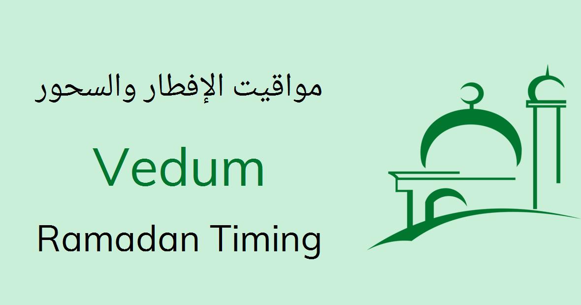 vedum speed dating