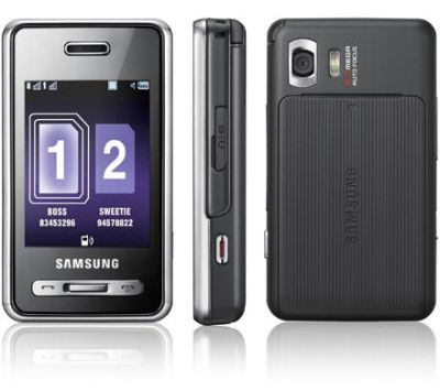 Samsung D980 Price in Pakistan, Specifications, Reviews & Comments ...