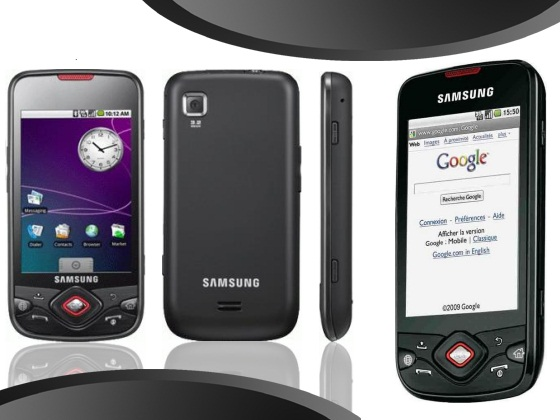 Samsung I5700 Galaxy Spica Images - Mobile Larges Pics