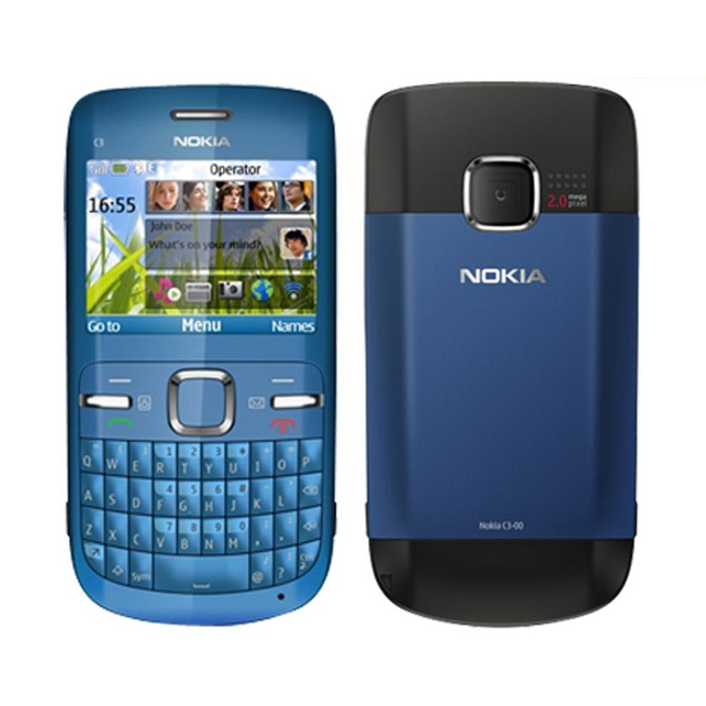 Nokia C3 Images Mobile Larges Pics Back Photos