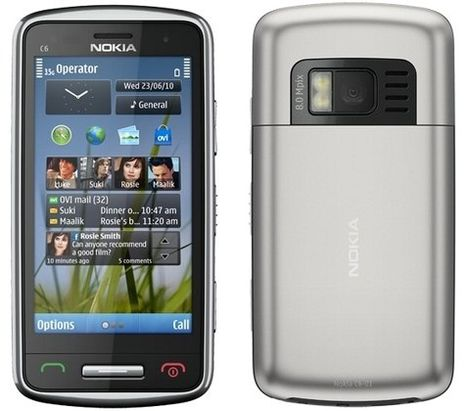 Nokia C6 01 Price  Rs  23000   MOBILE PHONE NEWS UPDATE