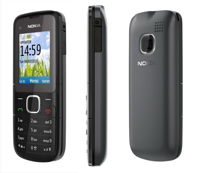 Nokia C1-01 Price in Pakistan - Full Specifications & Reviews