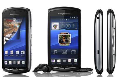 Sony Ericsson Xperia Neo Images