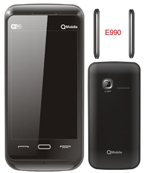 QMobile E990 WiFi Price in Pakistan - Full Specifications ...