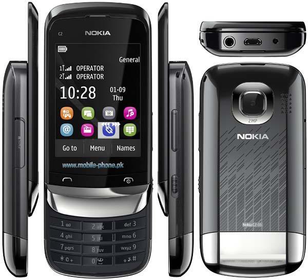 Nokia C2−06