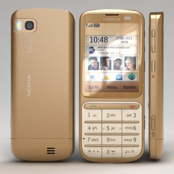 Nokia C3 – Price and Features