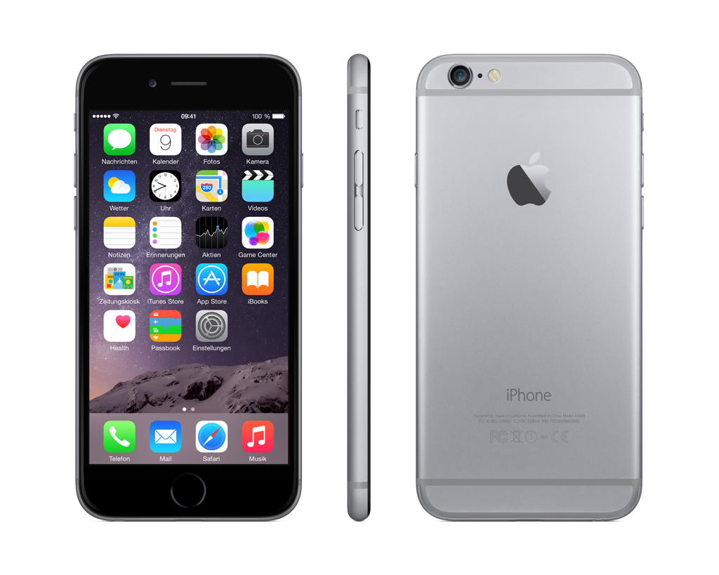 apple iphone 6 16 gb price in pakistan full specifications reviews. Black Bedroom Furniture Sets. Home Design Ideas