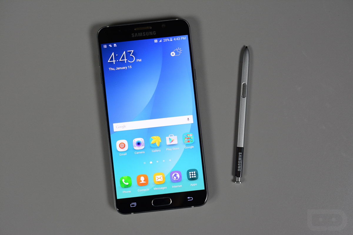 Samsung Galaxy Note 5 Price in Pakistan - Full