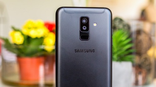 Samsung Galaxy A6 Plus 2018 Images Mobile Larges Pics Back Photos