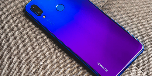 Huawei nova 3i Images - Mobile Larges Pics & Back Photos