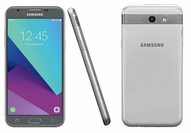 Samsung Galaxy J3 Emerge Images Mobile Larges Pics Back Photos