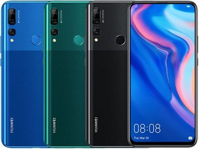 Huawei Y9 Prime 2019 Images - Mobile Larges Pics & Back Photos