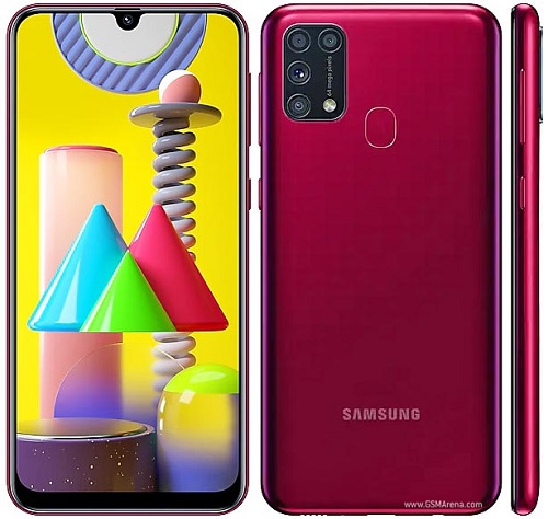 Samsung Galaxy M31 Images Mobile Larges Pics Back Photos