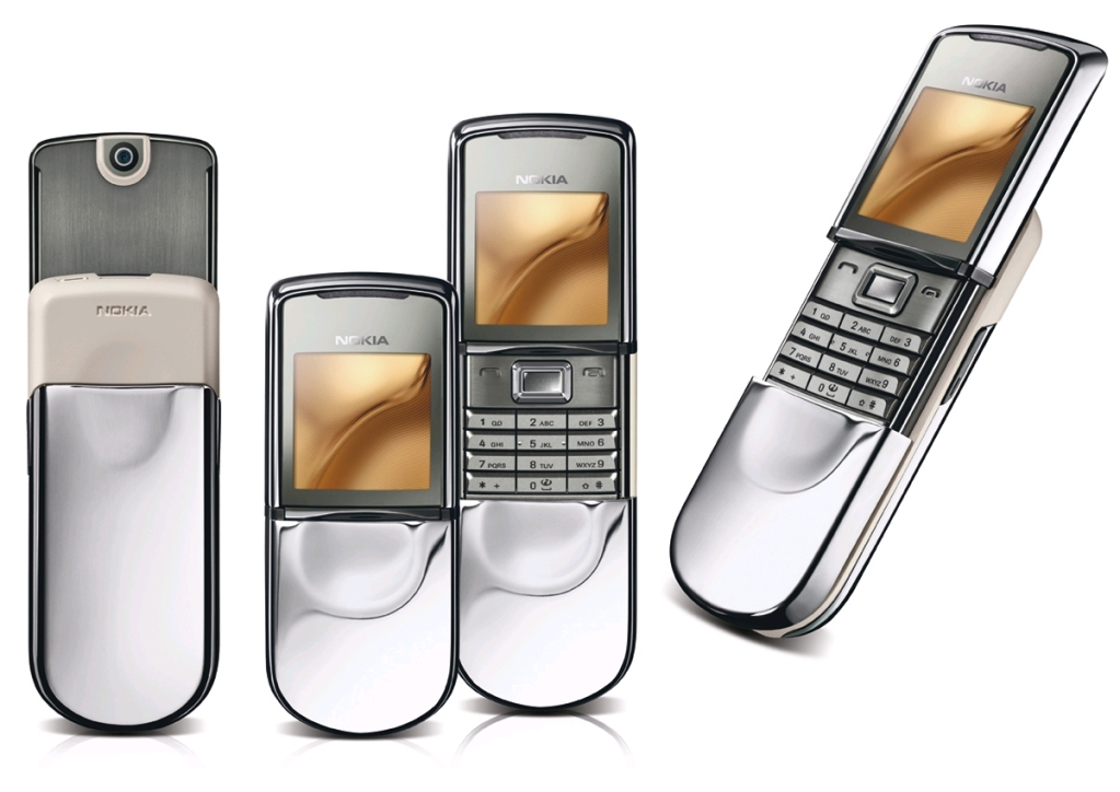 Nokia 8800 Sirocco Price in Pakistan - Full Specifications & Reviews