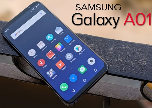 Samsung Galaxy A01 Images Mobile Larges Pics Back Photos