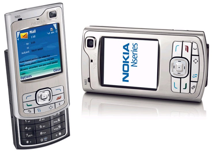 Free themes for Nokia N80