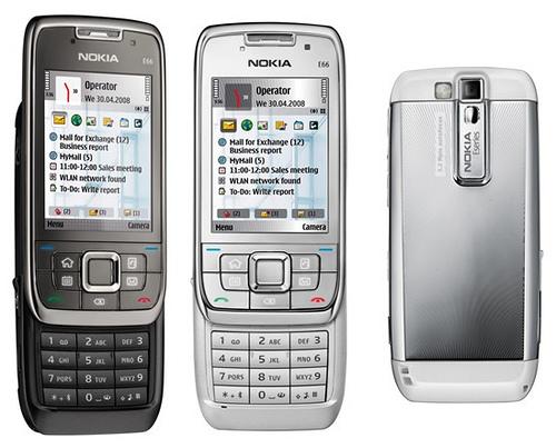 Nokia E66 Price in Pakistan