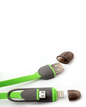 USB Data Cable - Green