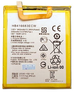 HB416683ECW Battery For Hua ..