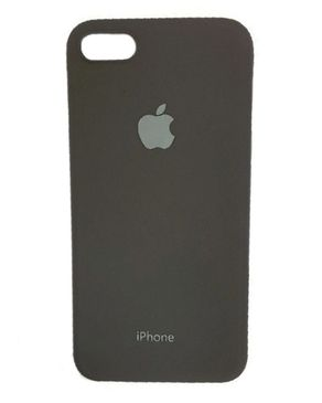 Back Case For iPhone 7 - Black