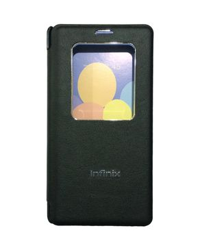 Hot 3 X554 Infinix Leather  ..