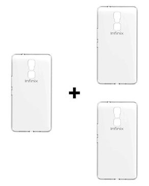 Pack of 3 - TPU Cover For N ..