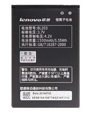 BL203 Battery for Lenovo A2 ..