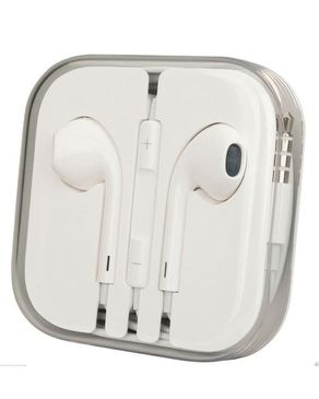 Ear Phone - White
