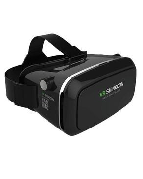 Virtual Reality 3D Glasses  ..