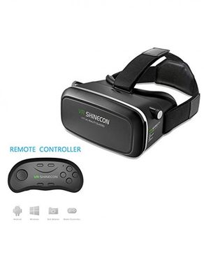 VR Set with Remote 3.0 - Black