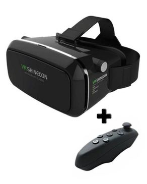 V300 - 3D VR Glasses With R ..