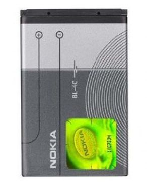 BL-4C - Battery For Nokia - ..