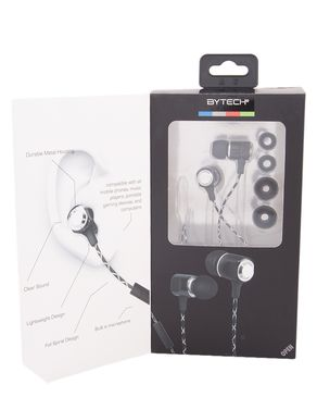Matrix Metallic Earbuds wit ..