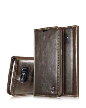 Galaxy S6 Backcover - Brown